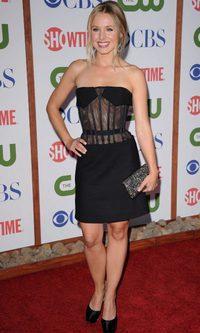 Kristen Bell, sensuales transparencias