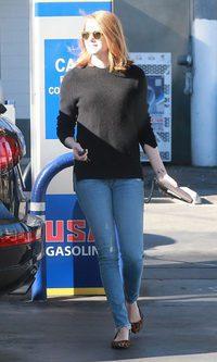 Emma Stone apuesta por lo seguro