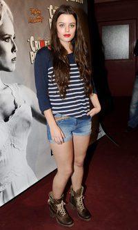 Adriana Torrebejano, shorts en el teatro
