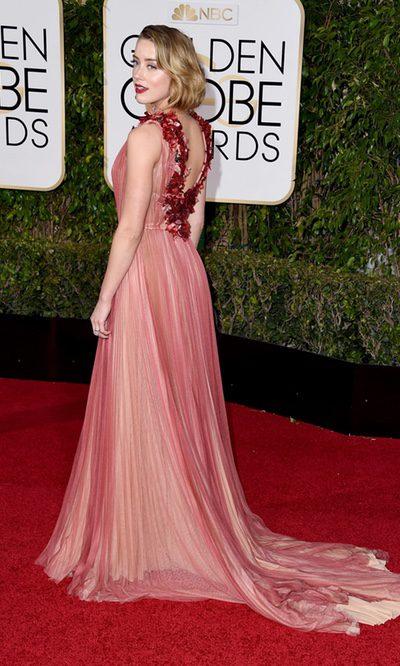 Amber Heard, una princesa del siglo XXI