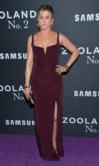 Jennifer Aniston cautiva con su elección vino