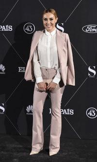 Berta Collado se une al color rosa cuarzo