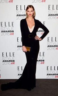 Karlie Kloss deslumbra con su modelo de Stella McCartney