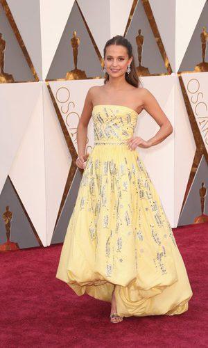 Alicia Vikander, la princesa Disney de los Oscar 2016