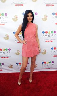 Kylie Jenner: Candy look