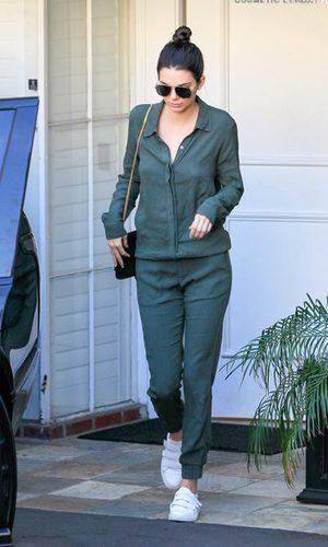 Kendall Jenner sigue apostando por el look monocolor