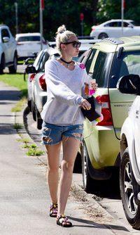 Miley Cyrus, una hippie por Australia