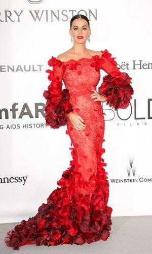 Katy Perry se convierte en la flamenca de Cannes 2016