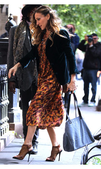 Sarah Jessica Parker, de compras en NY