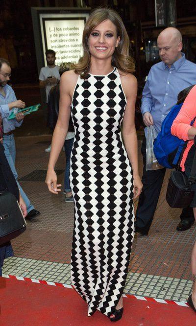 Michelle Jenner se queda a rombos