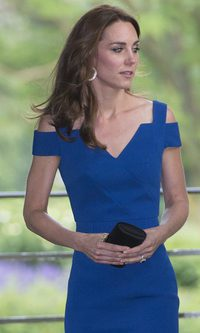 Kate Middleton: la duquesa radiante