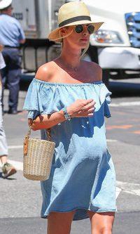 Nicky Hilton, embarazo radiante