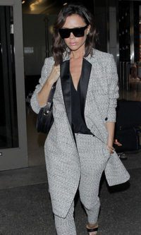 Victoria Beckham todo un icono de estilo