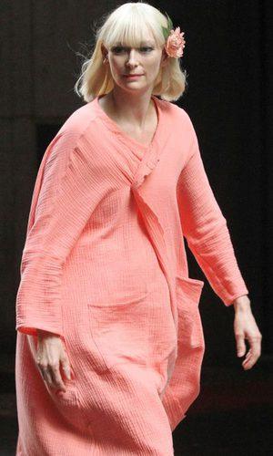 Tilda Switon se transforma en una adorable señora