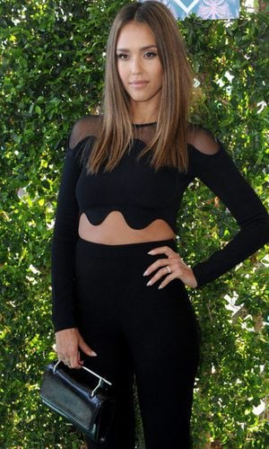 Jessica Alba, revolucionaria y  sexy