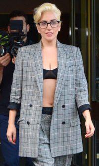 Lady Gaga y su peculiar estilo ejecutivo