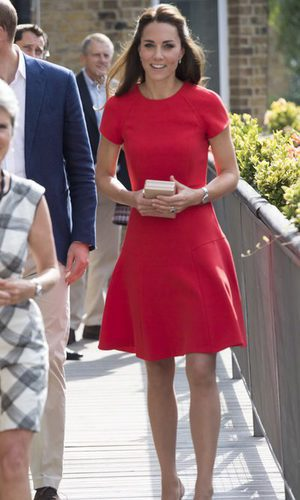 Kate Middleton, sencillez elegante