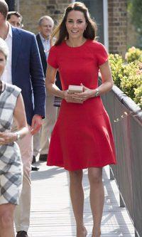 Kate Middleton, sencillez elegante