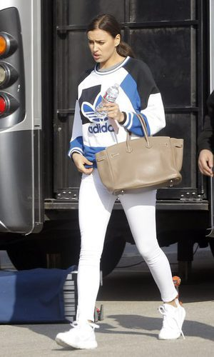 Irina Shayk y su estilo deportivo