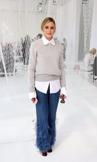 Olivia Palermo, look casual y chic