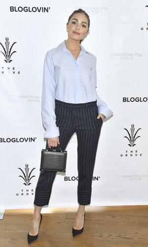 Olivia Culpo, look minimal