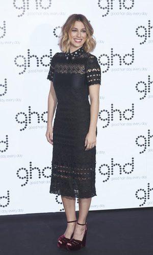 Blanca Suárez con un look lady sencillo