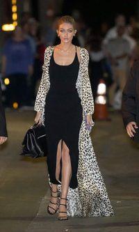 Gigi Hadid apuesta por el animal print