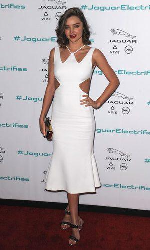 Miranda Kerr presume de estilo