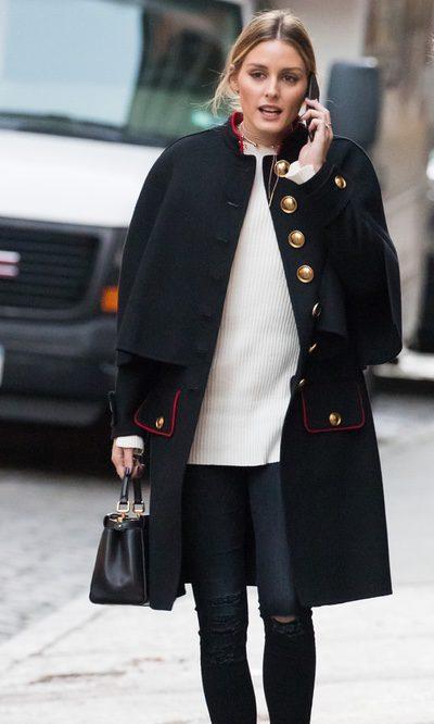 Olivia Palermo, fiel a las tendencias