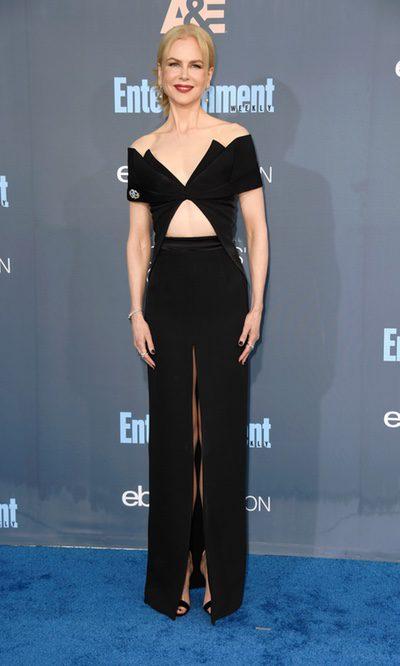 Nicole Kidman, derroche de sensualidad