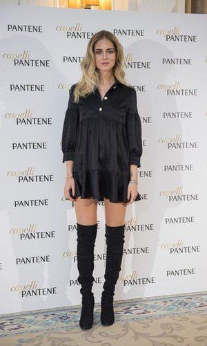 Chiara Ferragni se apunta a las 'legging boots'