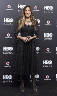 Sarah Jessica Parker, estilo lady low cost