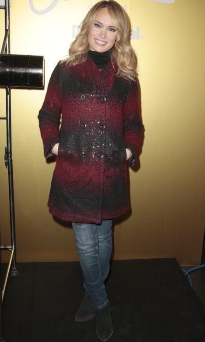 Patricia Conde con un look casual