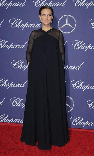 Natalie Portman, look de embarazada