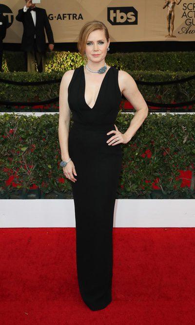 Amy Adams, elegancia sobre la red carpet