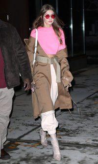 Gigi Hadid, look de tendencia