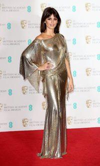 Penélope Cruz deslumbra en los BAFTA 2017