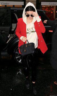 Kendall Jenner, estilo casual