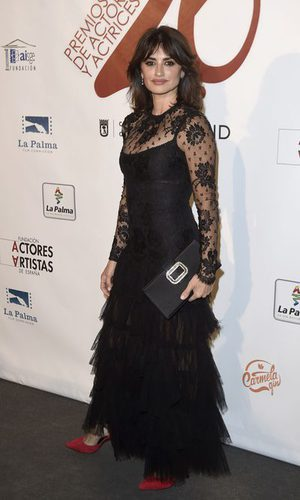Penélope Cruz, elegancia sobre la red carpet