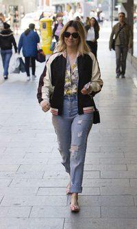Blanca Suárez y su street style
