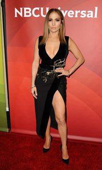 Jennifer Lopez, fiel a su estilo
