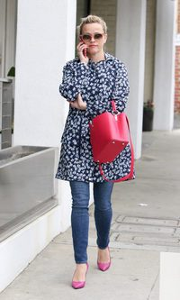 Reese Witherspoon, un look muy chic