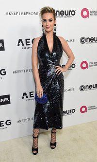 Katy Perry y su look glitter