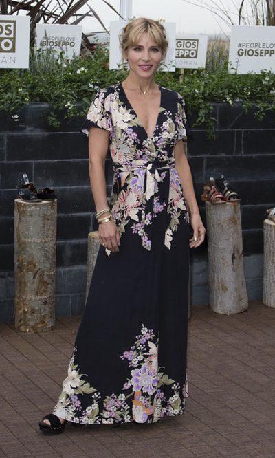Elsa Pataky con un look muy oriental
