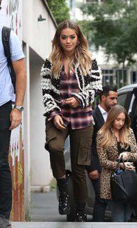 El batiburrillo de Rita Ora