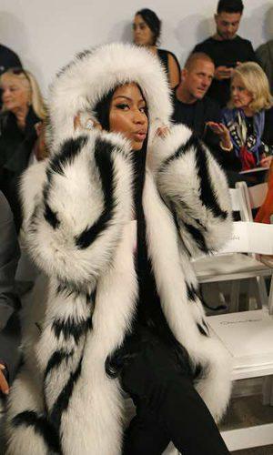 Las pieles de Nicki Minaj