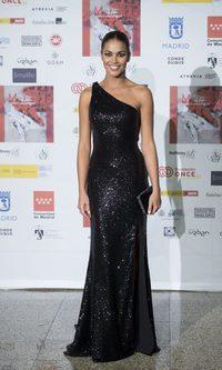 Lara Álvarez, más elegante que nunca con un Pronovias