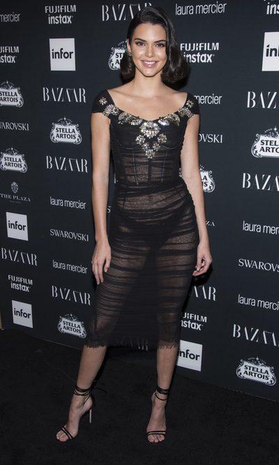 Kendall Jenner nos enseña su ropa interior