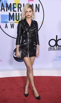 El vestido Biker de Selena Gomez