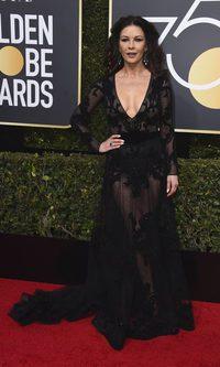 Una deslumbrante Catherine Zeta-Jones